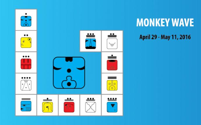 Monkey Wave – Press Play